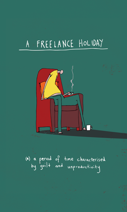 freelance-holiday
